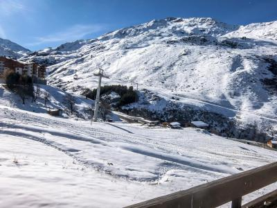 Rent in ski resort 1 room apartment 4 people (15) - Les Asters - Les Menuires
