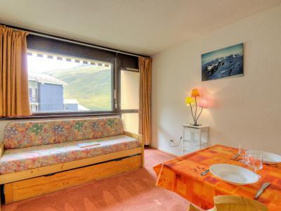 Location au ski Appartement 1 pièces 4 personnes (20) - Les Asters
