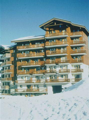 Rent in ski resort Les Balcons d'Olympie - Les Menuires