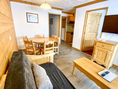Location au ski Appartement 2 pièces alcôve 4-6 personnes - Les Chalets de l'Adonis - Les Menuires