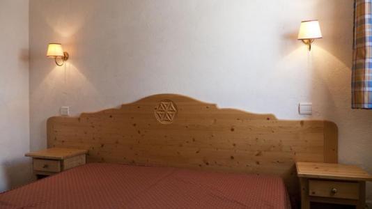 Location au ski Appartement 2 pièces alcôve 6 personnes - Les Chalets De L'adonis - Les Menuires - Chambre