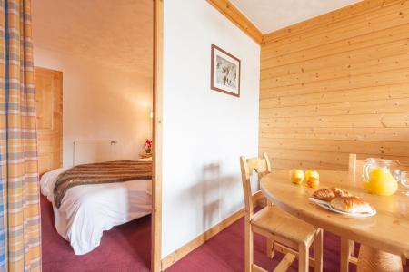 Location au ski Les Chalets de l'Adonis - Les Menuires - Coin nuit