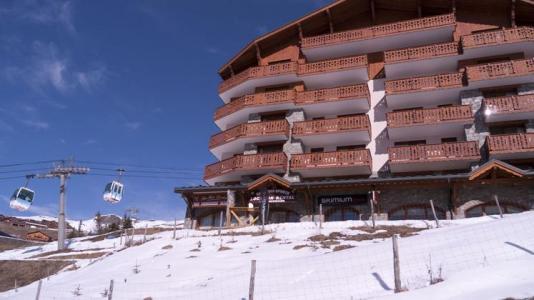 Location au ski Appartement 2 pièces alcôve 6 personnes - Les Chalets De L'adonis - Les Menuires - Extérieur hiver