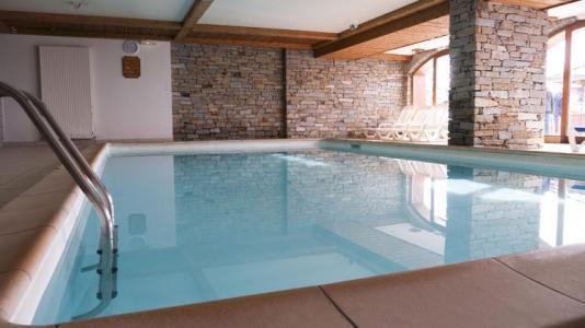 Location au ski Appartement 2 pièces alcôve 6 personnes - Les Chalets De L'adonis - Les Menuires - Piscine