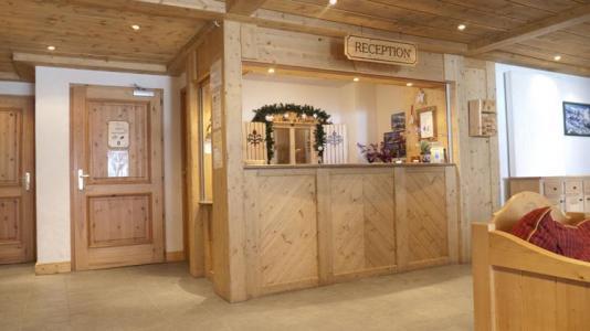 Location au ski Appartement 2 pièces alcôve 6 personnes - Les Chalets De L'adonis - Les Menuires - Réception