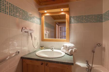 Location au ski Les Chalets de l'Adonis - Les Menuires - Salle de bains