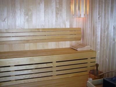 Location au ski Les Chalets De L'adonis - Les Menuires - Sauna