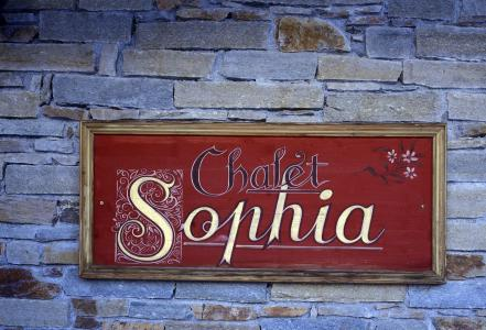 Rent in ski resort Les Chalets du Soleil - Les Menuires - Inside
