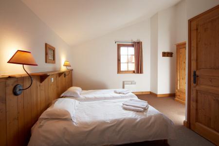 Location au ski Les Chalets du Soleil - Les Menuires - Chambre