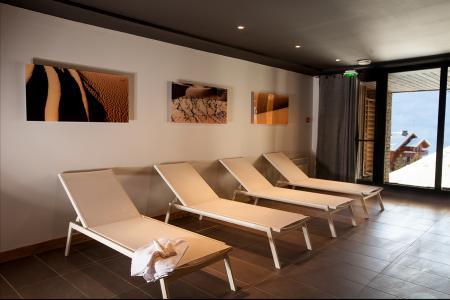 Location au ski Les Chalets Du Soleil Contemporains - Les Menuires - Relaxation