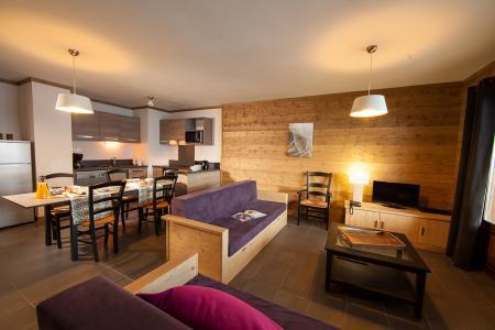 Appartement 5 pièces coin montagne 12 personnes - Les Chalets Du Soleil Contemporains