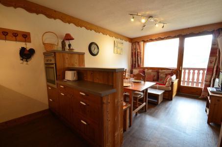 Rent in ski resort 2 room apartment cabin 4 people (202) - Les Côtes d'Or Chalet Argentière - Les Menuires - Apartment