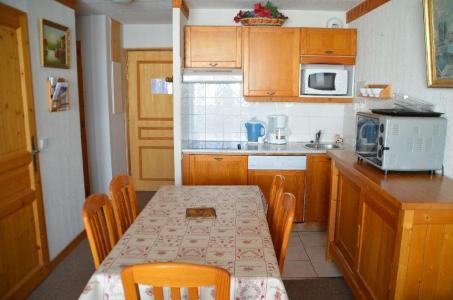 Location au ski Appartement 2 pièces cabine 4-6 personnes (102) - Les Cotes D'or Chalet Argentiere - Les Menuires