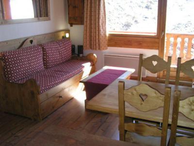 Location au ski Appartement 4 pièces 6 personnes (404) - Les Cotes D'or Chalet Bossons - Les Menuires