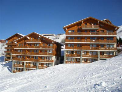Rental Les Menuires : Les Côtes d'Or Chalet Bossons winter