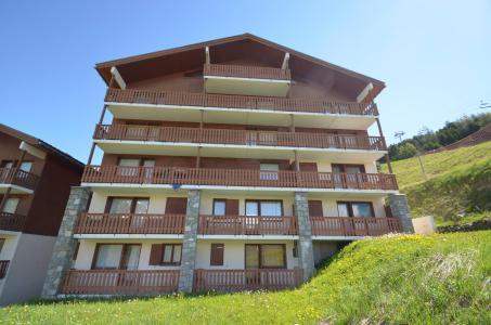 Location au ski Les Côtes d'Or Chalet Bossons - Les Menuires