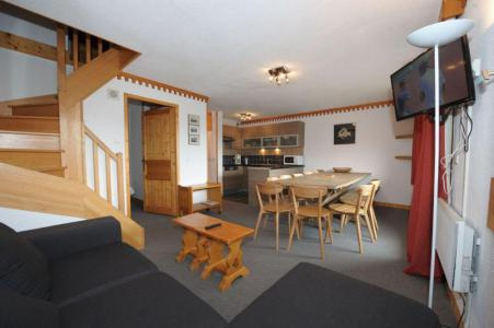 Location au ski Appartement 4 pièces cabine 10-12 personnes (402) - Les Cotes D'or Chalet Bossons - Les Menuires - Séjour
