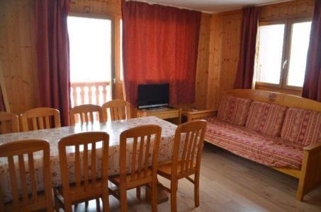 Location au ski Appartement 4 pièces 8-10 personnes (331) - Les Cotes D'or Chalet Courmayeur - Les Menuires