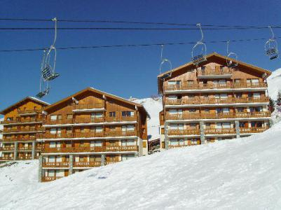 Rental Les Menuires : Les Côtes d'Or Chalet Courmayeur winter