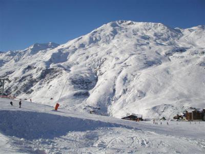 Location au ski Les Côtes d'Or Chalet Courmayeur - Les Menuires - Plan