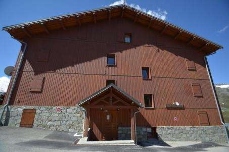 Location au ski Les Côtes d'Or Chalet Courmayeur - Les Menuires