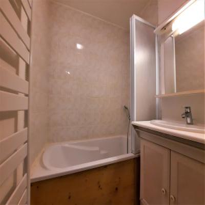 Location au ski Appartement 2 pièces cabine 4-6 personnes (312) - Les Côtes d'Or Chalet Courmayeur - Les Menuires