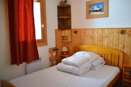 Location au ski Appartement 2 pièces cabine 4-6 personnes (312) - Les Cotes D'or Chalet Courmayeur - Les Menuires - Table
