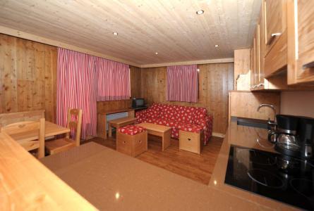 Location au ski Appartement 3 pièces cabine 4-6 personnes (301) - Les Côtes d'Or Chalet Courmayeur - Les Menuires - Appartement