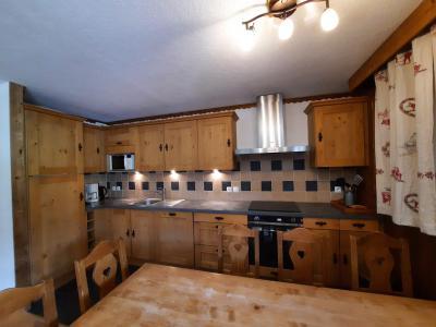 Location au ski Appartement 4 pièces 6-8 personnes (321) - Les Côtes d'Or Chalet Courmayeur - Les Menuires - Appartement