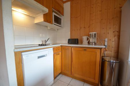 Location au ski Appartement 4 pièces 8-10 personnes (331) - Les Côtes d'Or Chalet Courmayeur - Les Menuires - Cuisine