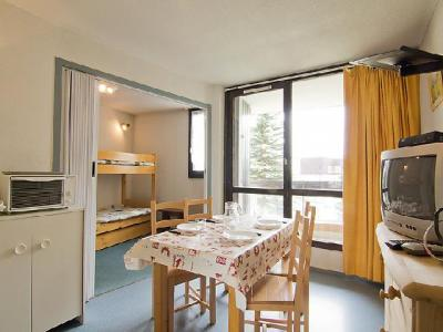 Rent in ski resort 1 room apartment 3 people (2) - Les Mélèzes - Les Menuires - Apartment