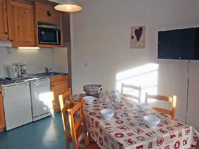 Rent in ski resort 2 room apartment 5 people (6) - Les Mélèzes - Les Menuires - Apartment