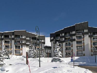 Rent in ski resort 1 room apartment 3 people (2) - Les Mélèzes - Les Menuires - Winter outside