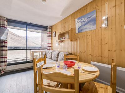 Rent in ski resort 2 room apartment 4 people (1) - Les Soldanelles - Les Menuires - Apartment