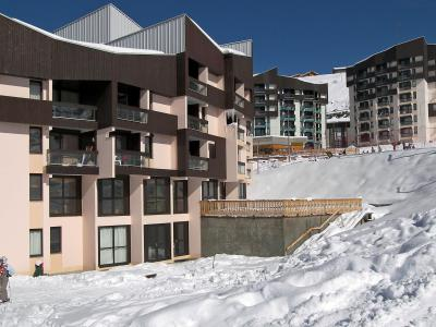 Rent in ski resort 2 room apartment 4 people (1) - Les Soldanelles - Les Menuires