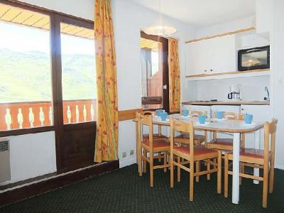Rent in ski resort 2 room apartment 6 people (1) - Nécou - Les Menuires - Apartment