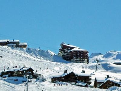Rent in ski resort 2 room apartment 6 people (1) - Nécou - Les Menuires - Winter outside