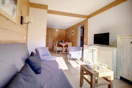 Rent in ski resort 3 room apartment 8 people (124) - Résidence Aconit - Les Menuires