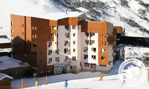 Location Les Menuires : Résidence Aconit - Maeva Home hiver
