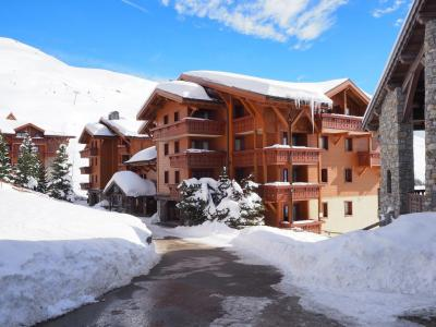 Location au ski Résidence Alpages de Reberty - Les Menuires