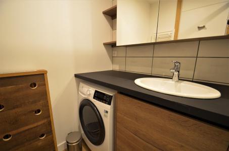 Location au ski Appartement 2 pièces 4 personnes (719) - Résidence Aravis - Les Menuires - Chambre