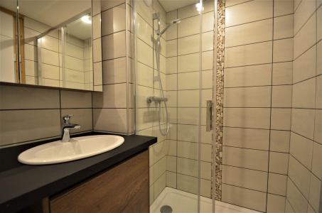Location au ski Appartement 2 pièces 4 personnes (719) - Résidence Aravis - Les Menuires - Cuisine