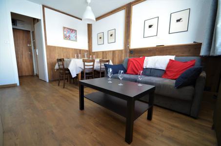 Location au ski Appartement 2 pièces 4 personnes (719) - Résidence Aravis - Les Menuires - Séjour