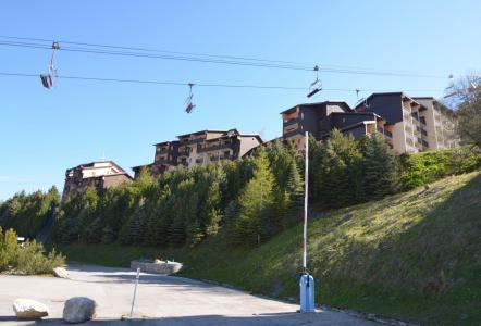 Location au ski Résidence Argousier - Les Menuires