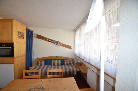 Location au ski Studio 4 personnes (24) - Résidence Beaufortain - Les Menuires