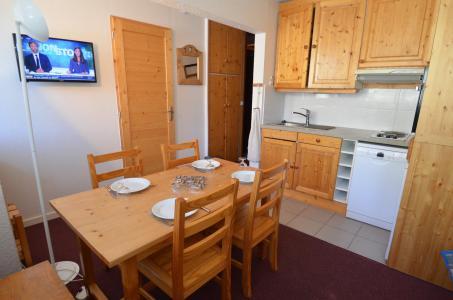 Location au ski Studio 4 personnes (24) - Résidence Beaufortain - Les Menuires - Appartement