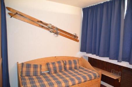 Location au ski Studio 4 personnes (24) - Residence Beaufortain - Les Menuires - Chambre