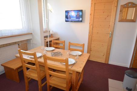 Location au ski Studio 4 personnes (24) - Résidence Beaufortain - Les Menuires - Cuisine