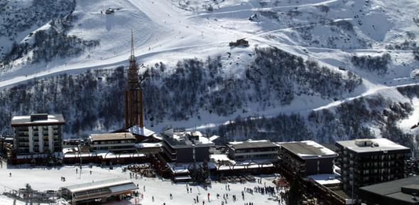 Location au ski Résidence Belledonne - Les Menuires
