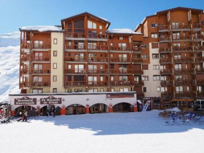 Location au ski Residence Bellevue - Les Menuires